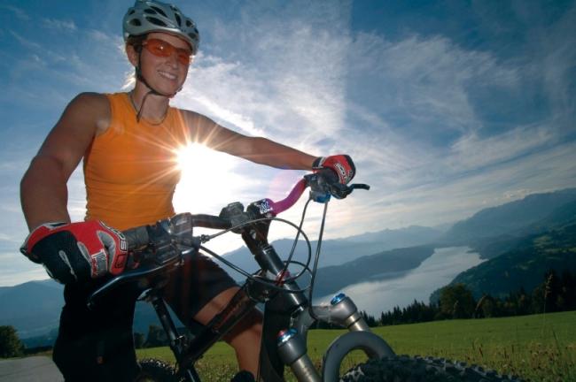Radfahren in der Region Millstätter See
