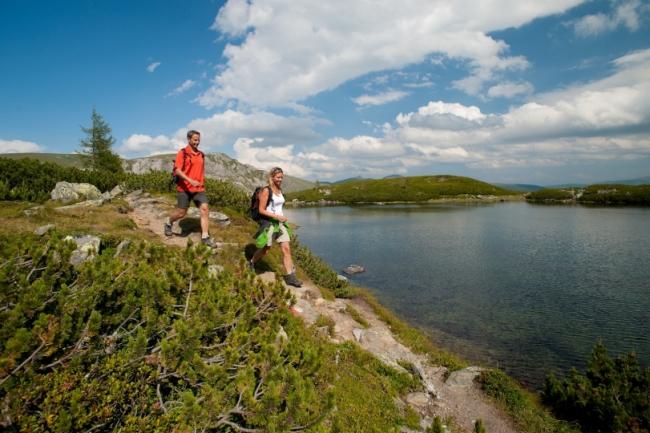 Wandern in der Region Millstätter See